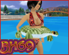 BH69 Turtle Floatie
