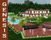 Luxury Tennis Estate V2