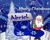 Abriel's Stocking