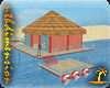 Beach Summer Hut & Pier
