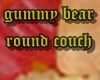 Gummy Bear Couch