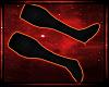 Alucard Black Tall Boots