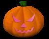 R&R Flaming Pumpkin