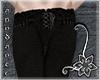 Simple Breeches (Black)
