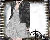 Dark| Grey Korean Dress