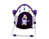 Girl  Infant Seat Purple