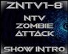 NTV Zombie Attack Intro