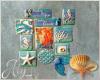 Ocean Blue Art