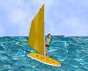 Sail Board (yellow)