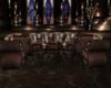 Christmas Ballroom Sofa