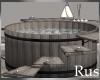 Rus Navy Hot Tub