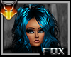 [FX] Skyla Cyan Hair