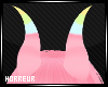 [H] Rainbow Horns