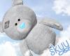 Kids Love Teddy Plush M