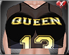 EML Queen Half Top