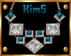 [K] Aquamarine Chain