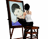 Heather's Easel