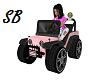SB* Tatii Pink Jeep