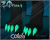 Zombo | Paws