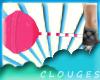 C; Giant pink lollipop