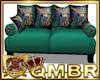 QMBR Peacock Sofa  Pz2