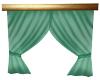 TT-Green Curtains