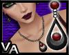 VA Teardrop & Red Stone