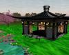 dragon pagoda house