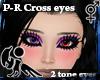 [Hie] P-R cross eyes