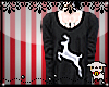 Light Uke Deer Sweater