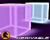 ♞ Neon Box Seats