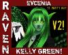 Evcenia KELLY GREEN!