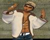 URBAN Tan Hooded jacket