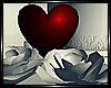 Love Heart & Roses