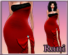 Radiant Red - Plus Size