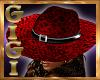 GG Stylin Hat red