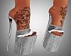 Kira Heels w/Tattoo