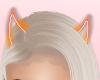 Orange Neon Horns