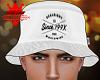 White Bucket Hat V2.