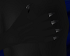 Black Furry Claws