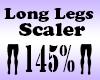 Long Legs Scaler 145%