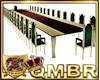 QMBR TBRD Banquet Table