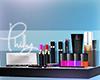 P. Bluez Makeup Display