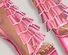 I│Ruffle Add-On Pink