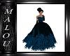 Bell Dress  Blue 2020