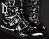 PVC Platform Boots