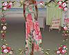 *Flowers Long Dress
