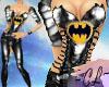 Batgirl Fantasy - Black