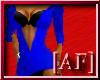 [AF]Go girl blue fit