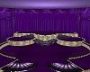 Purple/Gold  Burlesque